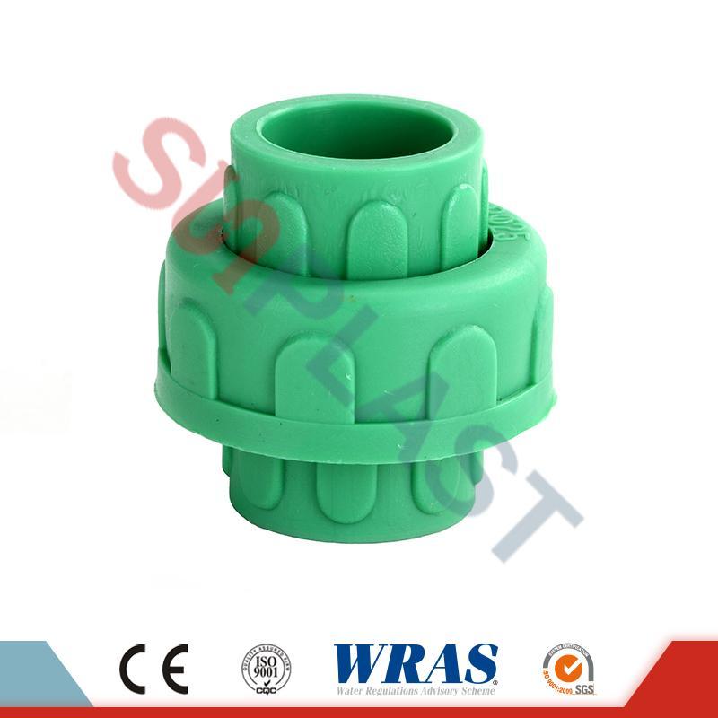 DIN8077 PPR Liên minh nhựa